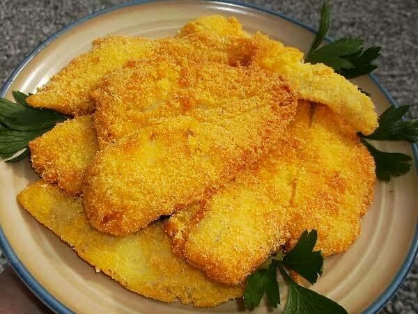 Crispy Fried Swai Fish w/French Fries & Bread