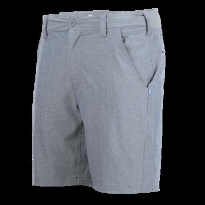 HUK Beacon Short Grey