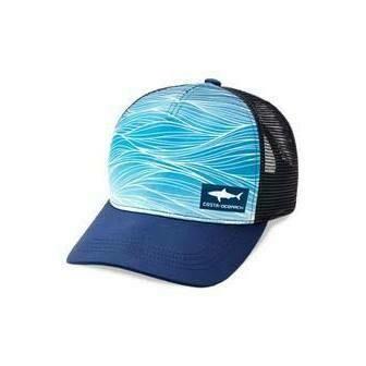 Costa Ocearch Shark Wave Trucker Navy