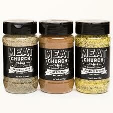 MEAT CHURCH Gourmet Series