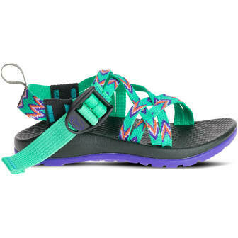 CHACO Kid's ZX/1 Ecotread Mint Leaf