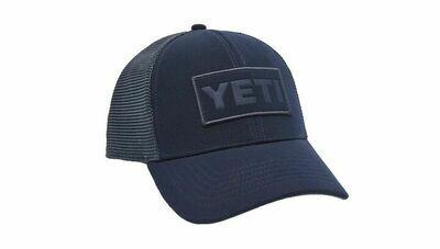 YETI Patch Trucker Hat Navy