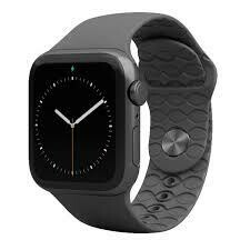 GROOVE LIFE Apple Watch Band 38/40mm Dimension Topo Deep Stone