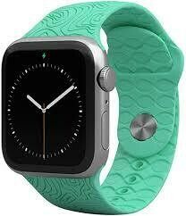 GROOVE LIFE Apple Watch Band 38/40mm Dimension Topo Seafoam