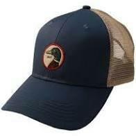 DUCK HEAD Circle Patch Trucker Hat