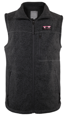 Simply Southern Knit Vest Black