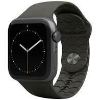 GROOVE LIFE Apple Watch Band 42/44mm Solid Black
