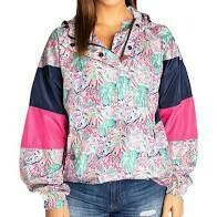 Simply Southern Rain Pullover Rainforest