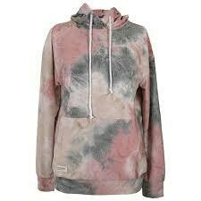 Simply Southern Corded Hoodie Pink