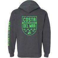 Costa Species Shield Hoodie Gray