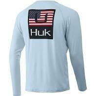 HUK Huk'd Up Flag Pursuit Ice Blue