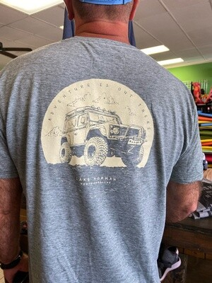 Denver Outdoors Co. Adventure Is Out There Tee