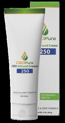 CBDPure Muscle & Joint Cream
