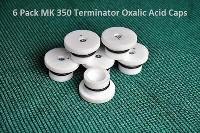 Six Pack of MK 350 OA Loading Caps