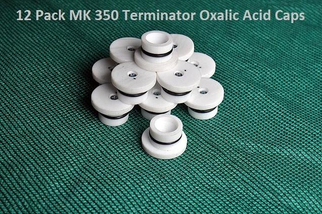 Twelve Pack of MK 350 OA Loading Caps