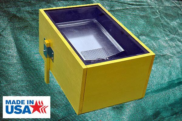 Solar Wax Melter (UNPAINTED)