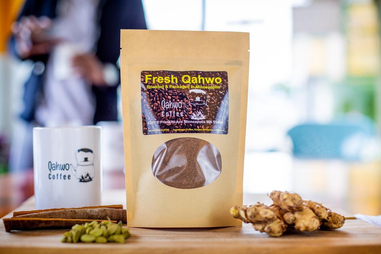 Qahwo Coffee 1/2 pound