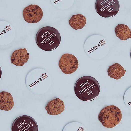 Junita's Jar Cookies
