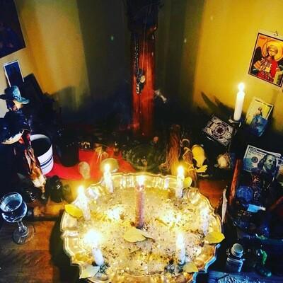 Sol Ritual of Glory | Riches | Success
