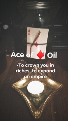 ♦️ Ace of Diamonds Oil