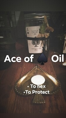 ♠️ Ace of Spades Oil