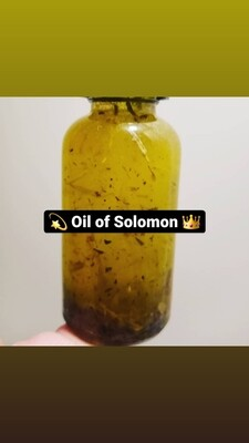 King Solomon Oil