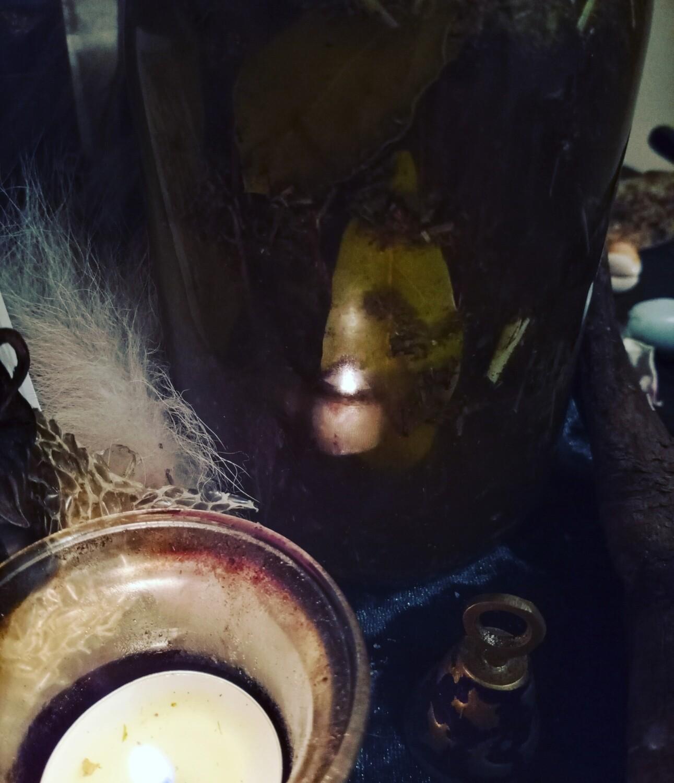 Hermes' Boon Oil