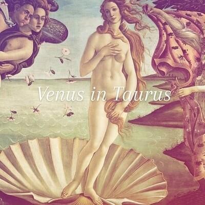 Bad Bitch   Venus in Taurus Conjure Box