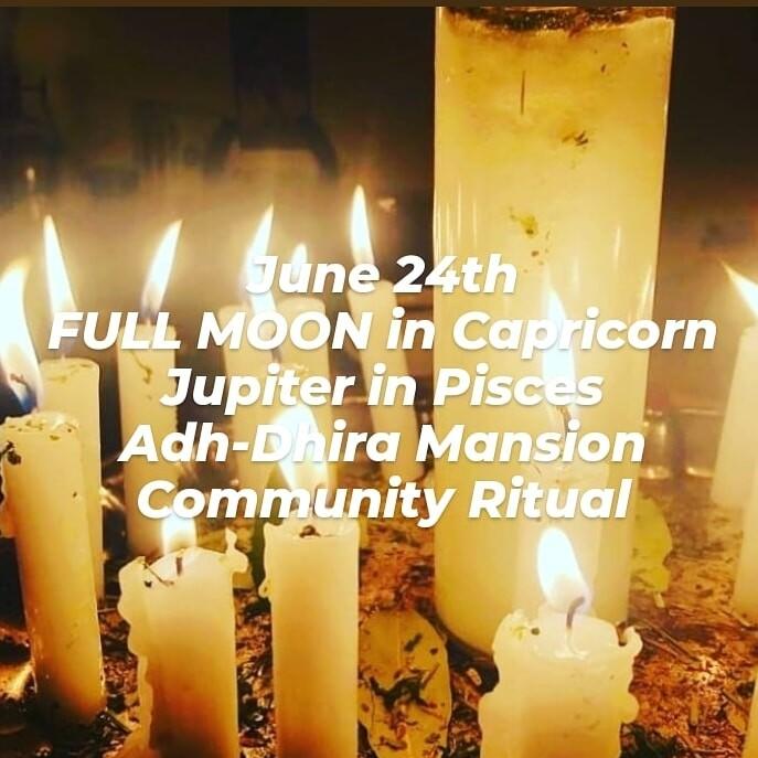 June 24th WEALTH Community Ritual
