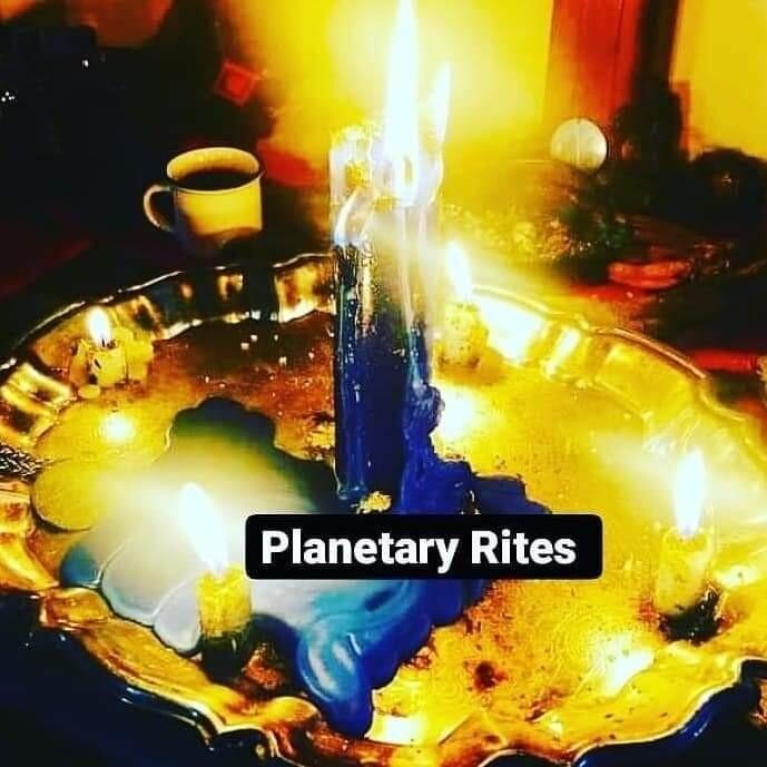 Jupiter Planetary Ritual | Wealth | Wisdom | Expansion