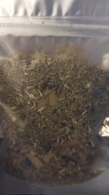 Mercury Rx Incense