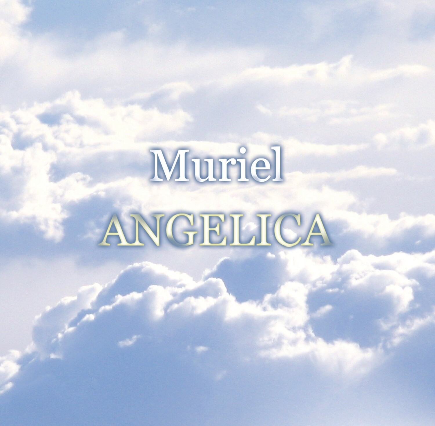 ANGELICA CD by Post