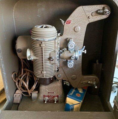 Bell & Howell Filmo 8mm Projector