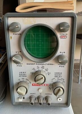 Eico 435 Oscilloscope