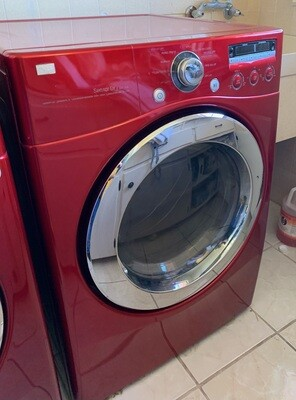 LG 27in 7.3 Cu ft Electric Dryer DLE2301R