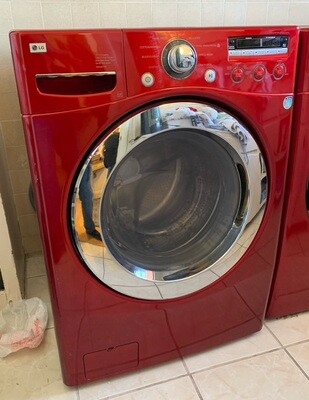LG 27IN 3.6 CU ft Front Load Washer WM2301HR