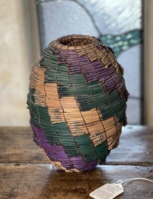 #3 Original Kraynek Prince Torrey Pine Needle Basket