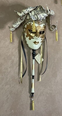 #3 Otto Bassano Masquerade Mask Venice Italy Venetian