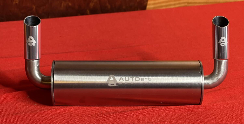 Autoart Design Muffler Pen Holder
