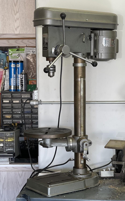 Tru-Drill 915 Bench Drill Press