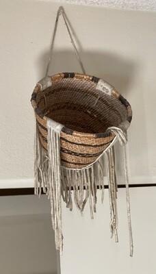 Apache Burden Basket Native American