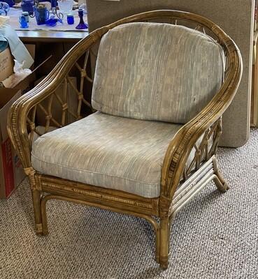 #1 Universal Rattan Chair Vintage