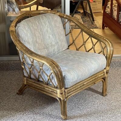 #2 Universal Rattan Chair  Vintage