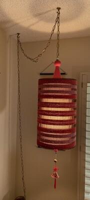 Asian Swag Lamp Hanging Light