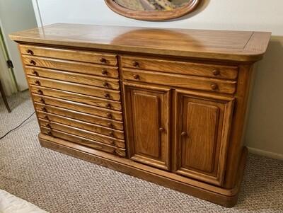 Stanley Furniture 8-Drawer Dresser