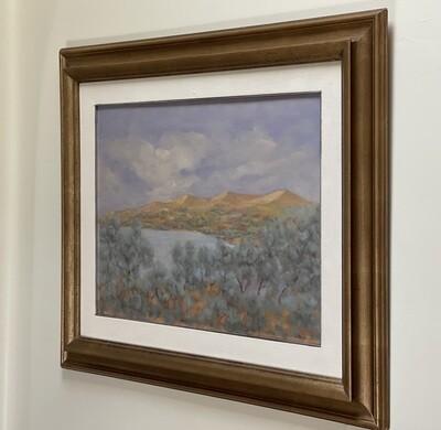 *Original* Art Umberto Zaccaria Landscape