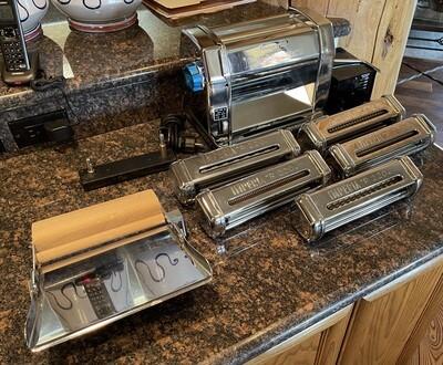 Imperia RMN Electric Pasta Maker Machine Roller Sheeter 220