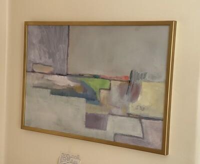 *Original* Art Entering New Alvaro Cardona Hine Acrylic Painting