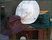 Lightweight Hats - Ivory