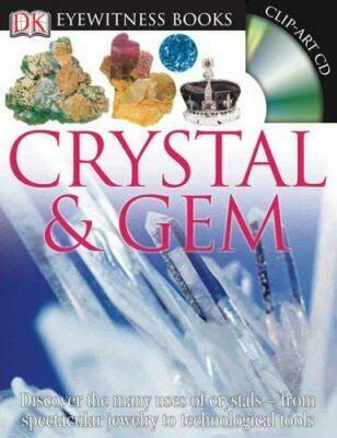 Eyewitness Books Clip Art CD- Crystal & Gem
